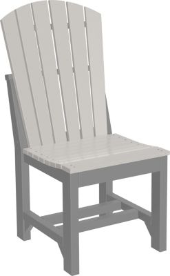 Amish Outdoors Island Adirondack Side Chair