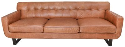 Kuka 2677 Collection 100 Leather Sofa