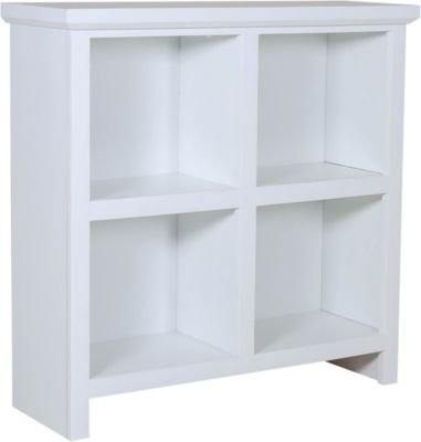 Kurio King HG White Bookcase Cube
