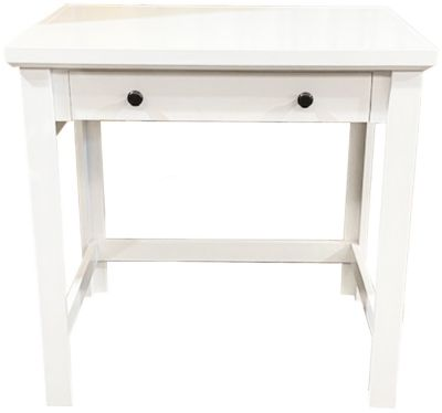 Kurio King White Desk