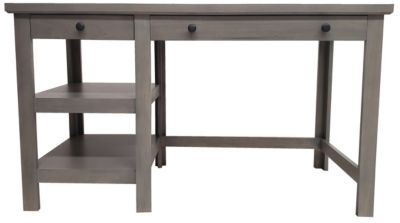 Kurio King Gray Desk