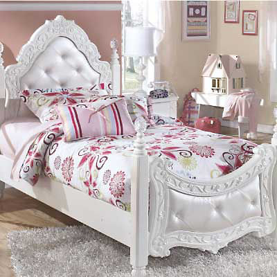 Princess-themed Kids Bedroom