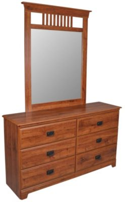Lang Ashland Dresser with Mirror
