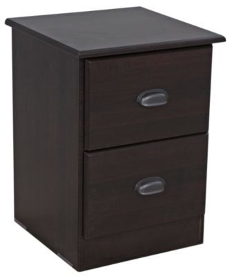 Lang Special Collection Espresso Nightstand