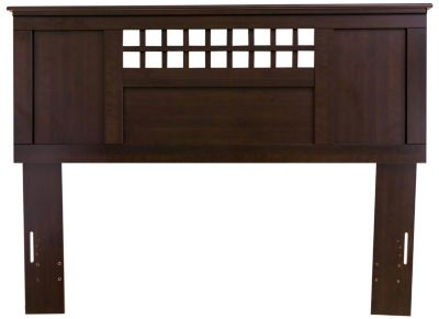 Lang Bayfield Espresso Queen Headboard