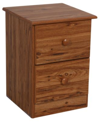 Lang Special Collection Hickory Nightstand