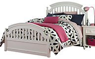 Legacy Classic Academy White Twin Bed