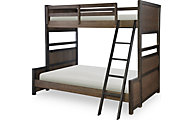 Legacy Classic Fulton County Twin/Full Bunk Bed