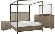 Legacy Classic Rachael Ray Highline 4-Piece Queen Bedroom Set