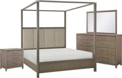 Legacy Classic Rachael Ray Highline 4-Piece King Bedroom Set