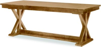 Legacy Classic Rachael Ray Everyday Dining Trestle Table