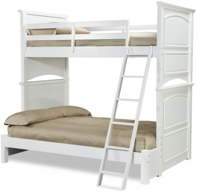 Legacy Classic Madison Twin/Full Bunk Bed