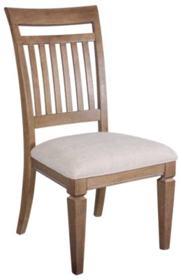 Legacy Classic Brownstone Village Slat-Back Side Chair