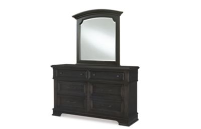 Legacy Classic Townsend Dresser and Mirror Set