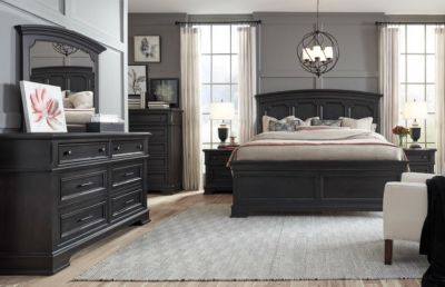 Legacy Classic Townsend 4-Piece Queen Bedroom Set