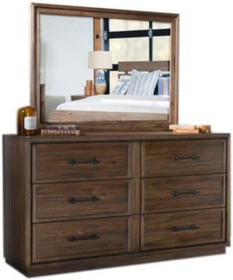 Legacy Classic Lumberton Dresser and Mirror Set