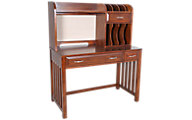 Liberty Hampton Bay Cherry Desk & Hutch