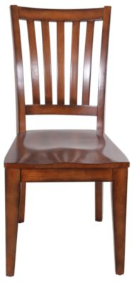 Liberty Hampton Bay Cherry Chair