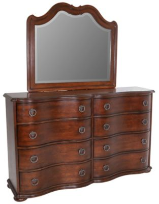 Liberty Cotswold Dresser with Mirror