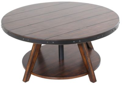 Liberty Aspen Round Coffee Table