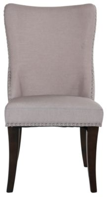 Liberty Platinum Formal Khaki Side Chair