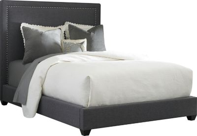 Liberty Upholstered King Panel Bed