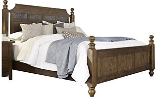 Liberty Hearthstone Queen Poster Bed