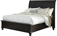 Liberty Hamilton III Queen Storage Bed