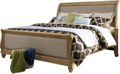 Liberty Harbor View King Sleigh Bed