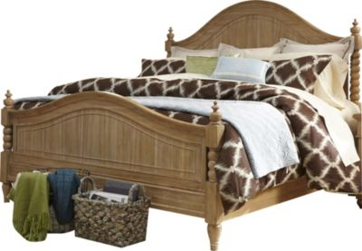 Liberty Harbor View King Poster Bed