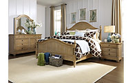 Liberty Harbor View 4-Piece Queen Poster Bedroom Set