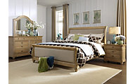 Liberty Harbor View 4-Piece Queen Sleigh Bedroom Set