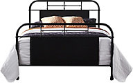 Liberty Vintage Series Black King Metal Bed