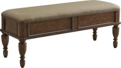 Liberty Rustic Traditions Bedroom Bench with Storage