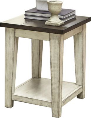 Liberty Lancaster Chairside Table