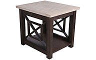 Liberty Heatherbrook End Table