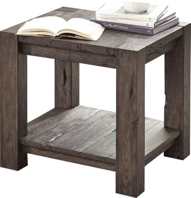 Liberty Mercer Court End Table