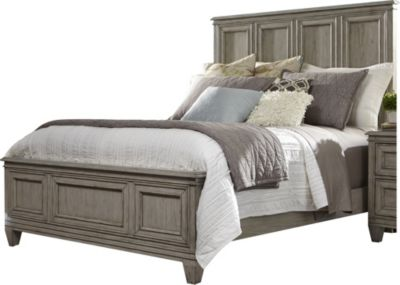 Liberty Grayton Grove King Panel Bed