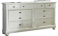 Liberty Harbor View II White Dresser