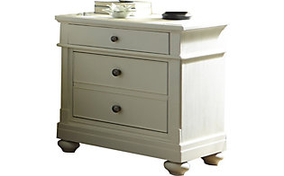 Liberty Harbor View II 2-Drawer Nightstand