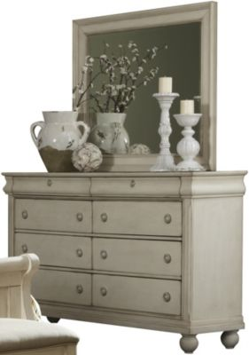 Liberty Rustic Traditions II Dresser with Mirror