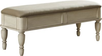 Liberty Rustic Traditions II Bedroom Bench with Storage