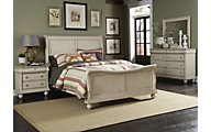 Liberty Rustic Traditions II Queen Sleigh Bedroom Set