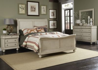 Liberty Rustic Traditions Ii 4 Piece King Bedroom Set Homemakers