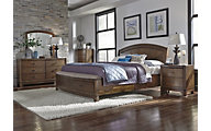 Liberty Avalon III 4-Piece Queen Storage Bedroom Set
