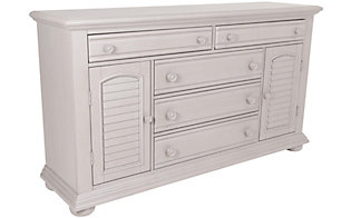 Liberty Summer House II Gray Dresser