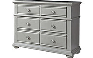 Liberty Summer House II Gray Media Chest