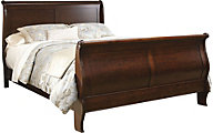 Liberty Carriage Court Queen Sleigh Bed