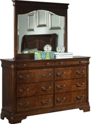 Liberty Alexandria Dresser with Mirror