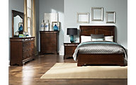 Liberty Alexandria 4-Piece King Sleigh Bedroom Set